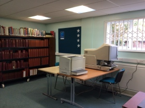 Acomb archives service