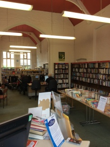 Dringhouses Library - 150 years old this year! Happy Birthday!
