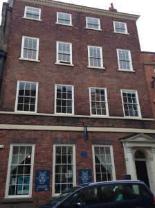 No. 18 Blake Street housed the offices of Munby & Scott from 1838 - 2007.