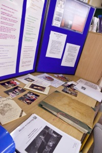 PHS will be creating a display of their archive to spark visitors interest.