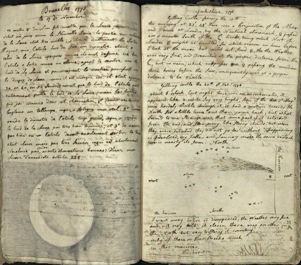 First Astronomical Journal (GPP/3)