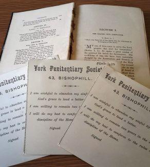 York Penitentiary Society agreement (PEN)