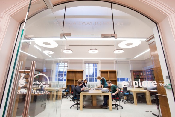 Archive Reading Room