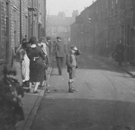 Hope St, 1930s
