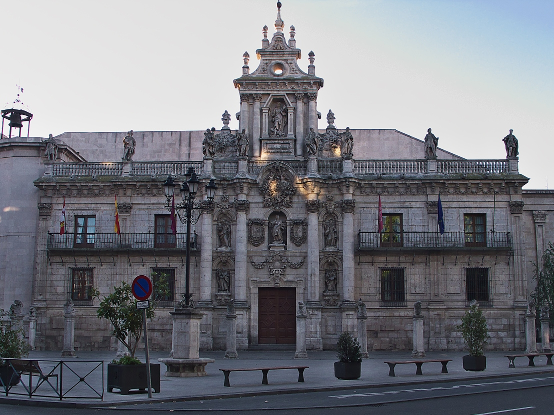 The Law Faculty, Valladolid